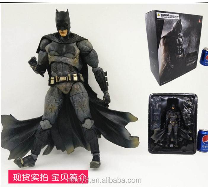 Gzltf Play Arts Kai Dawn of Justice Batman PVC Action Figure