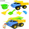 Hot Sale Plastic Sand Beach Toy Truck For Kids Games