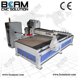 wood art work cnc router line ATC CNC router for furniture engraving good price for sale