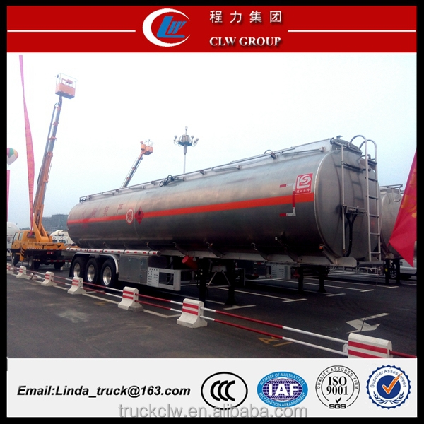 2015 factory price fuel tank trailer and truck made in CLW