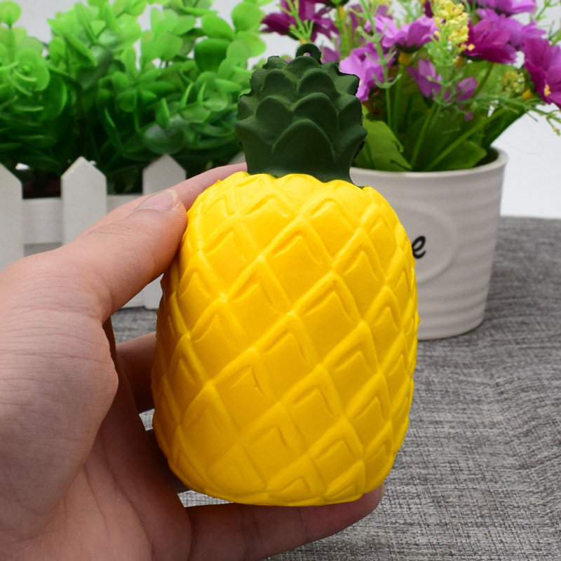 Scented Slow Rising Squishies Pineapple Squishy
