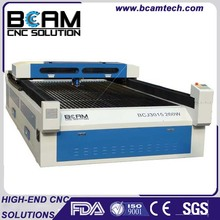 China professional cnc supplier co2 laser cutting machine for metal nonmetal