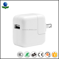 High Efficiency OEM ODM CE ROHS GS Proved 10W 5V2.1A USB AC Adapter