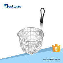bread stainless steel grill mesh basket