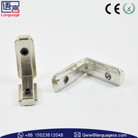 Inside Hidden Corner Bracket for 3d printer and other machine parts, factory in China.