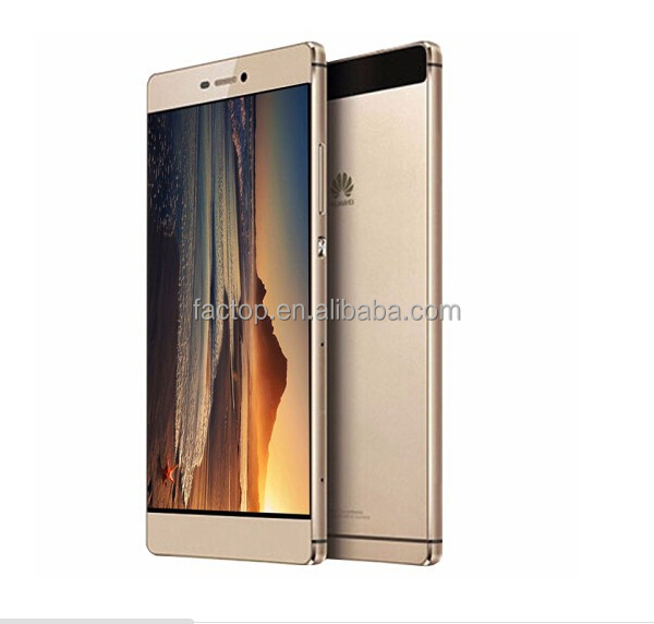 Huawei p8 dual active sim cell phone with android 5.0 octa core smartphone