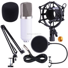 Hot sales audio processing BM800 Dynamic Condenser Wired Microphone