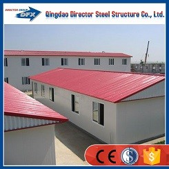 High Rise Multi Story Steel Structure Warehouse Building