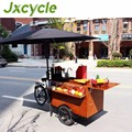 Huaibei modern coffee bike fast food electric carts