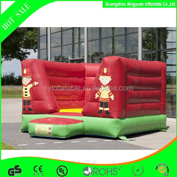 Factory outlet inflatable air bouncer /big bounce trampoline for kids