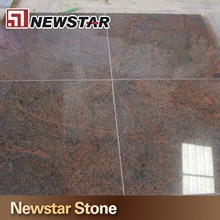 Polished Multicolor Red Granite Prices India