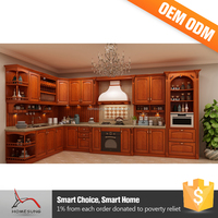 Wholesale Furniture Plywood Small Cabinet Wood Kitchen