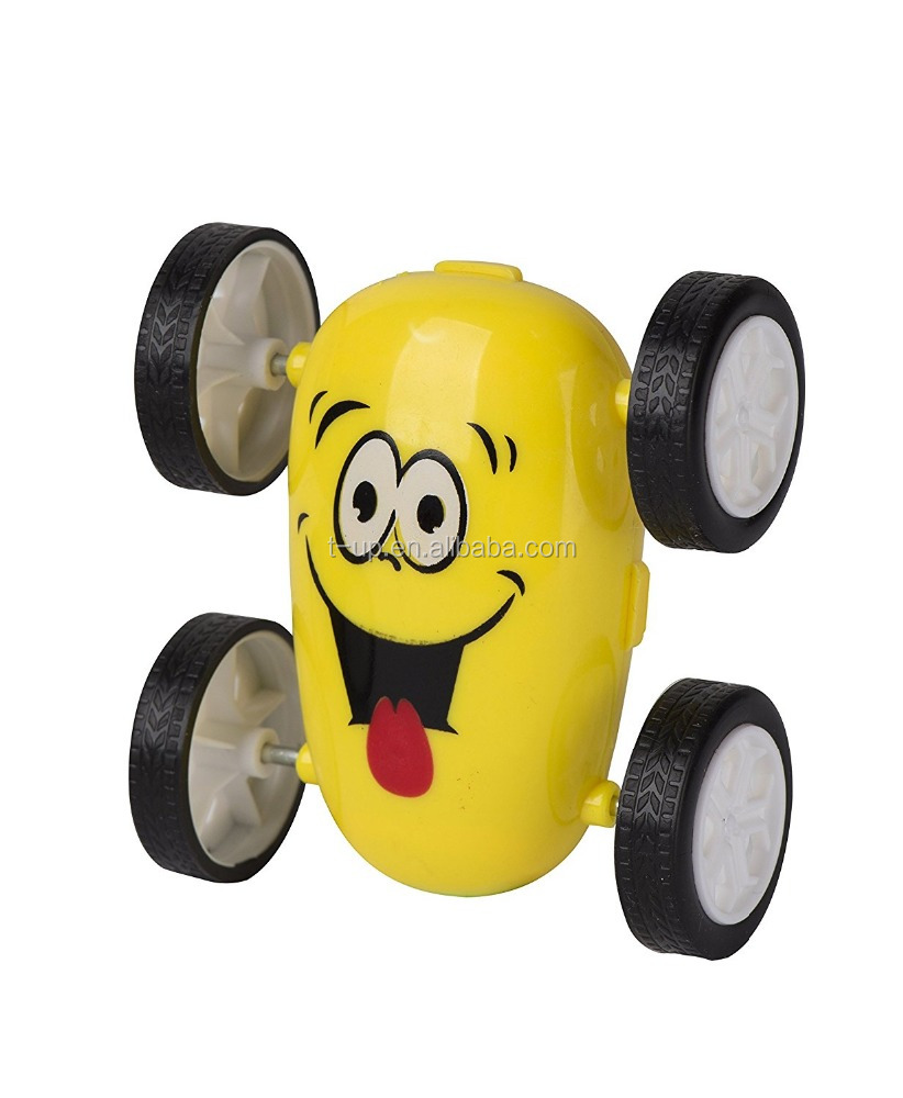 Emoji Toy Cars for Play safe for children to play with