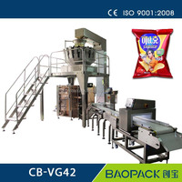 CB-VG42 high speed high quality automatic vertical form fill seal packing machine
