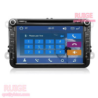 2 din Android car DVD for Volkswagen car Audio Video Gps Stereo Usb Car Dvd Player