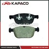 D1412 superior spare parts car Brake Pads for VOLVO XC60 Estate 2008/05-