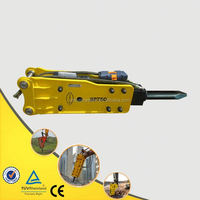 excavator used hydraulic jack hammer for sale