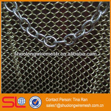 Architectural building material exterior facades decorative metal mesh(Hebei BV Certificate Manufactory)