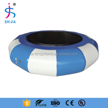 cheap stock price hot sale air bouncer inflatable water trampoline