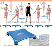 High quality home exercise product jump and aerobic step board