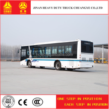 SINOTRUK High-qualitynew howo passenger city bus