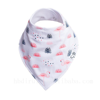 Unique design and high quality baby bibs cotton