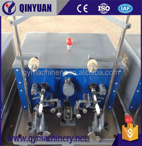 High speed sewing thread cone winding machine