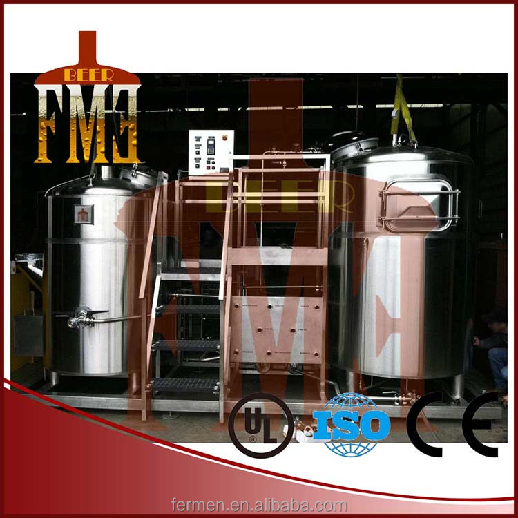 Brewing Equipment/ Conical Fermenter/micro Beer Brewery For Sale 2000l Conical Fermenter