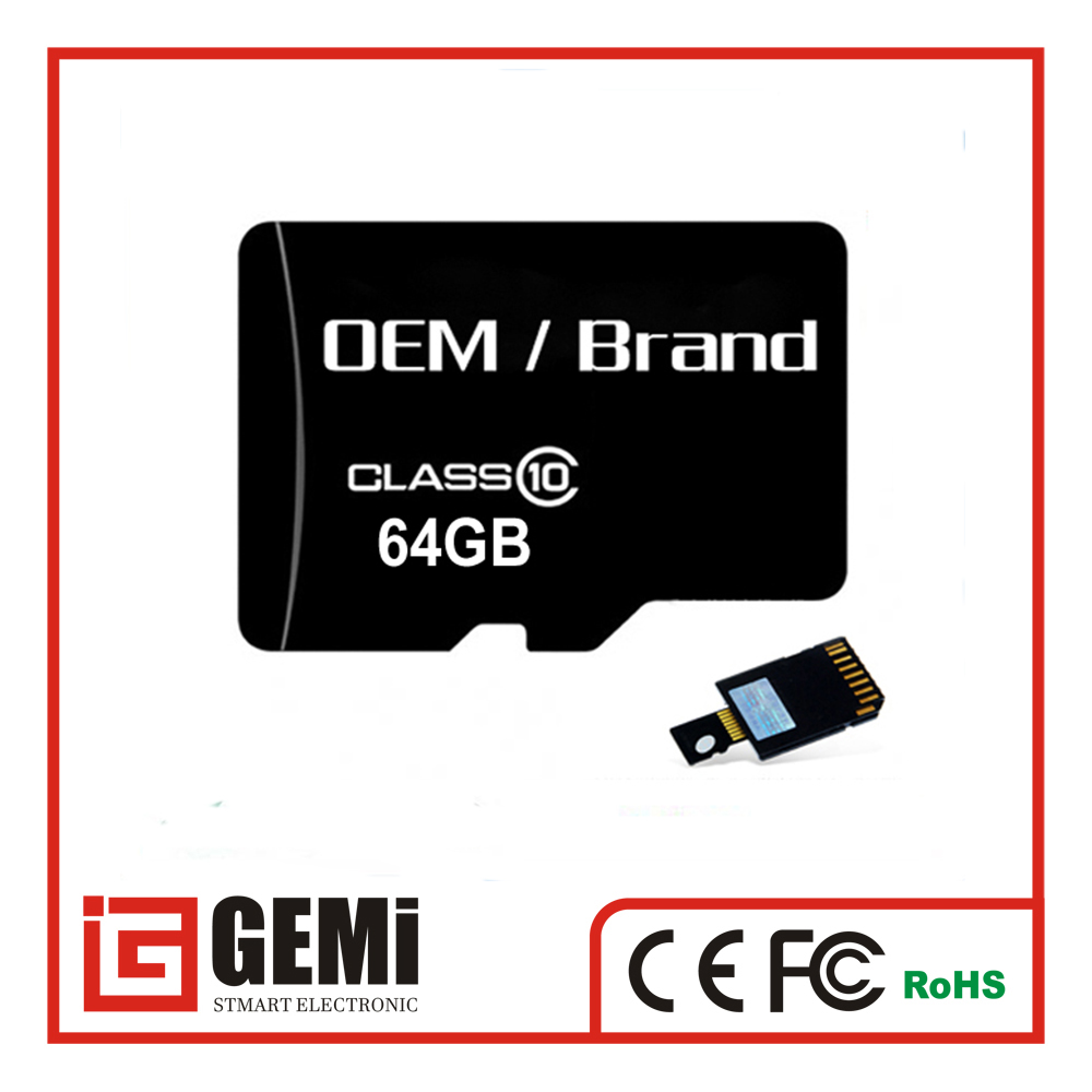 2015 Shenzhen Wholesale Android Mobile Phone Memory Card 64GB Accept Paypal Payment
