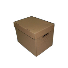 High Quality Custom Made Corrugated A4 Size Paper Box And Packaging