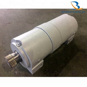 Hydraulic rotary actuator for sale