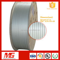 130 class ul approved polyimide pew Anodized Aluminum Flat winding Wire for motor