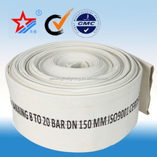PVC lining Fire hose,fire coupling and nozzle