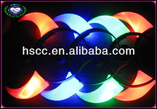 Flashing Light Hair Band Bunny horn HeadBand Luminous horn headband Party Masquerade Costume supplies