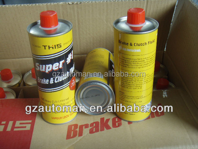 480ml CAR DOT3 Brake Fluid