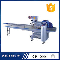 Industrial Automatic Pillow Packing Plastic Bag Making Packaging Machine