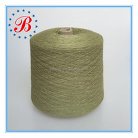 Top Quality dyed yarn Nm 48/2 Acrylic 70% Wool 30% Blended Yarn for Knitting and Weaving