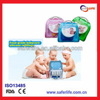 2015 newborn food grade babycare silicone refilling China Baby Care products Baby Health Care products Nail Care Kit