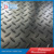 diamond pattern tread shaped willow leaf anti-slip rubber sheet