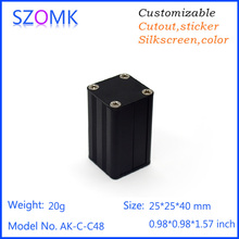 top selling custom enclosure extrode aluminium case