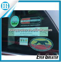 Custom Family Car Stickers window sticker removable window decals