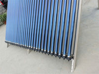Solar keymark vacuum tubes heat pipe copper pipe solar collector for water heat(haining)