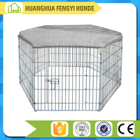 Dog House/Pet Playpen Cage