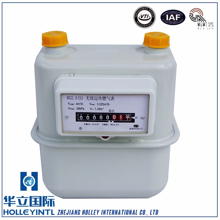 Valve can complete the action of opening 1.6 gas meter