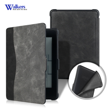 Magnetic Ultra Slim Fit Leather Case For Amazon Kindle Paperwhite Case For Amazon Kindle Paperwhite Custom