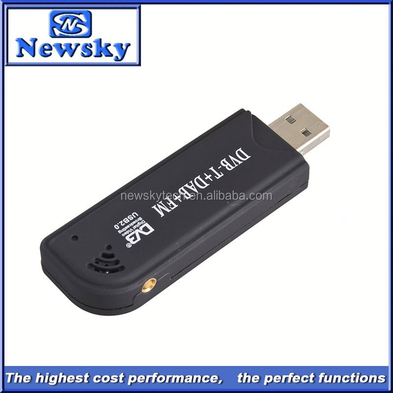 FM SDR High speed USB dvb-t digital terrestrial usb receiver tv stick