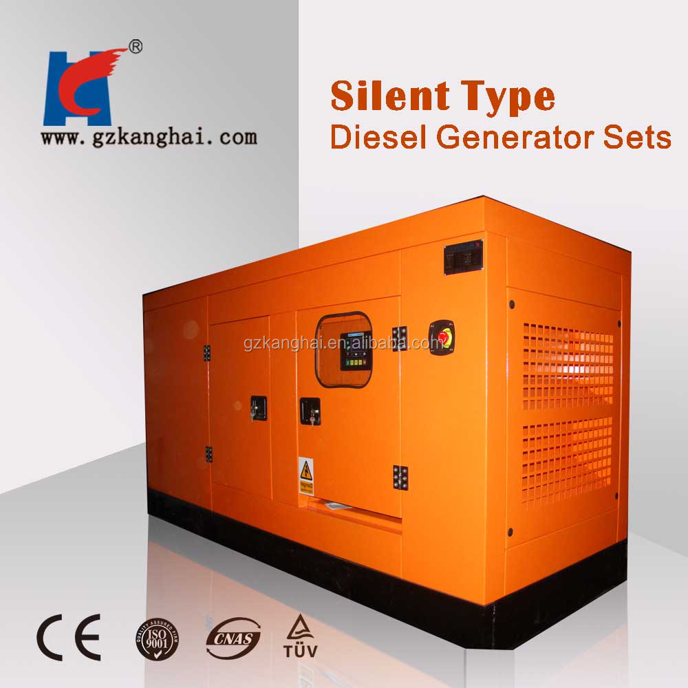 self running fuel less generator 50kva diesel motor 24v dc start engine with deepsea contrl panel