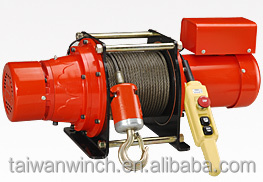 electric winch 3 ton
