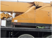 Used Kato truck crane 45ton, NK450E ,Original from Japan, KATO 45 ton Crane,Used KATO crane 45ton for sale