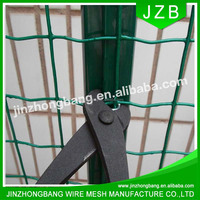 Pvc-coated Holland Wire Mesh / Welded Fence Panels (iso Factory)